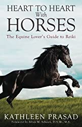 Doing Reiki with Horses by Kathleen Prasad