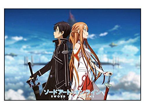 CoolChange Sword Art Online Puzzle, 1000 Teile, Motiv: Kirito & Asuna