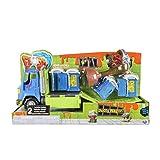 Flush Force Potty Wagon (2 Flushies) vehículo de Juguete - Vehículos de Juguete (Azul, Marrón, Verde, Camión, 5 año(s), China, 358 g, 1833 Pieza(s))