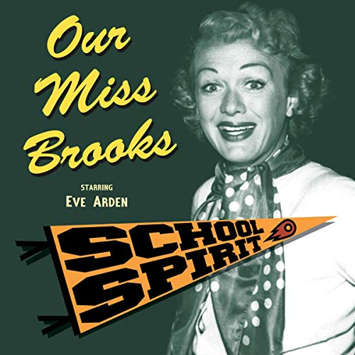 Our Miss Brooks: School Spirits audiobook cover art