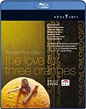 Prokofiev: The Love for Three Oranges