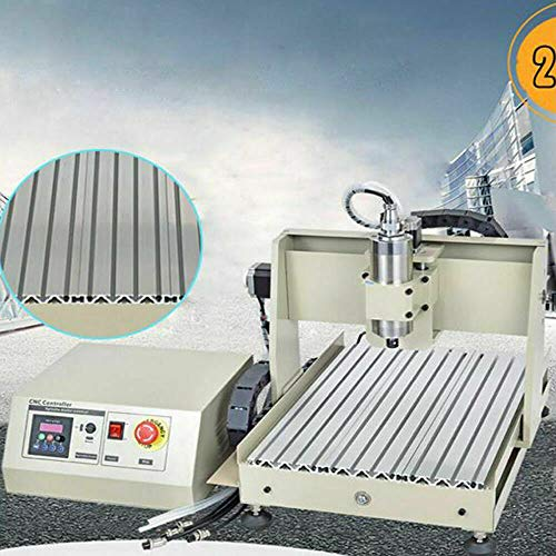 800 W USB 4 Axis CNC Router 3040T Engraving Machine Engraving Machine VFD