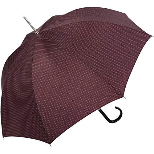 Doppler Carbonsteel Chic umbrella Long Automatic Bordeaux