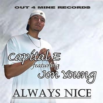 Always Nice (feat. Jon Young)