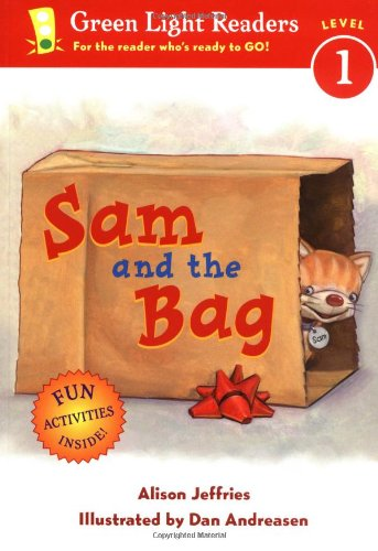 Sam and the Bag (Green Light Readers Level 1)