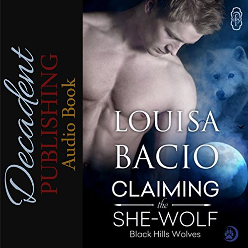 Claiming the She-Wolf audiobook cover art