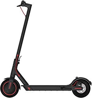 Xiaomi M365 Pro Mi Electric Scooter, Water Resistant, Fastest 25km/h. 474Wh high capacity battery | Upgraded Version | Black | 1 Year Warranty