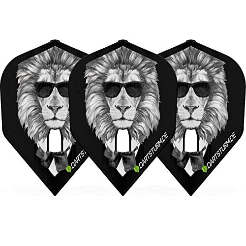 L-Style - Champagne Flight Kami - Cool Lion - Shape Farbe Schwarz
