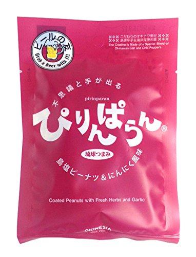 オキネシア ぴりんぱらん にんにく風味 40g×10袋
