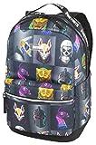 FORTNITE Multiplier Backpack, Gray/Multi, One Size