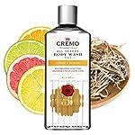 Cremo All Season Body Wash - Citron & Vetiver, 16 ounce 4