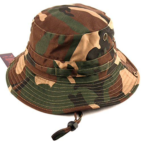 The Go-to Boonie Hat for Outdoor...