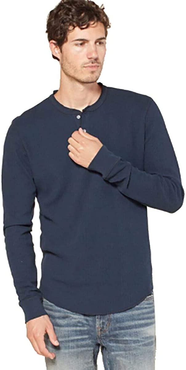 Outerknown Arroyo Thermal Henley Shirt - Men's