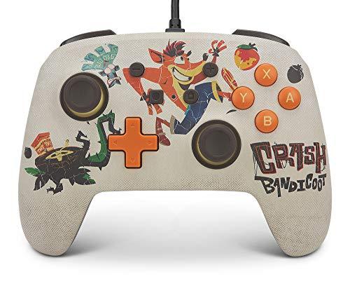 Verbesserter kabelgebundener PowerA-Controller für Nintendo Switch - Quantum Crash