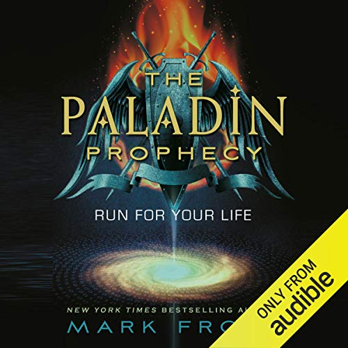 The Paladin Prophecy: Book 1 cover art