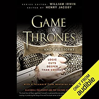 Game of Thrones and Philosophy copertina