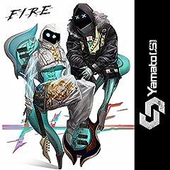 Yamato(.S)「Fire」のCDジャケット
