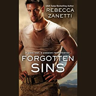 Forgotten Sins     The Sin Brothers, Book 1              By:                                                                                                                                 Rebecca Zanetti                               Narrated by:                                                                                                                                 Karen White                      Length: 11 hrs and 48 mins     6 ratings     Overall 4.7