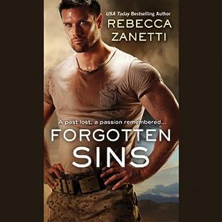 Forgotten Sins audiobook cover art