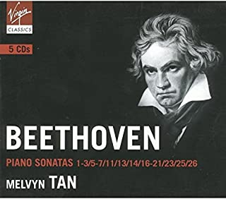 Beethoven: Piano Sonatas 1-3/5-7/11/13/14/16-21/23/25/26