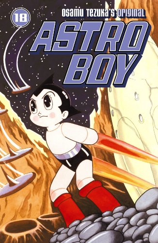Astro Boy Volume 18