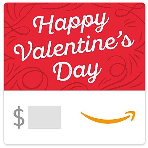 Amazon Gift Card - Happy Valentine's Day
