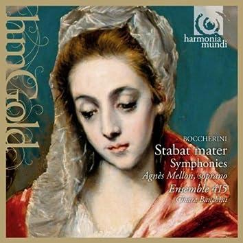 Boccherini:  Stabat Mater, Symphonies
