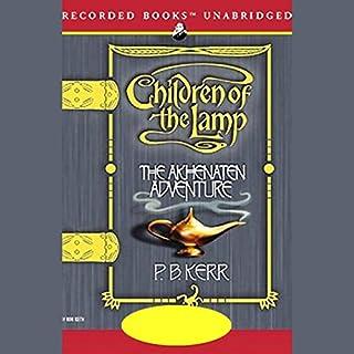 The Akhenaten Adventure audiobook cover art