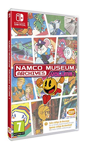 Namco Museum Archives - Volume 1
