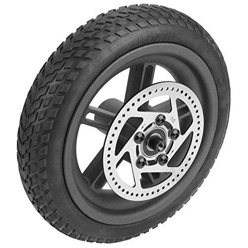 WYDM Rueda Trasera, Neumático de Rueda Trasera Neumático de Freno de Disco Neumático de Rueda de Scooter Neumático para Scooter eléctrico M365