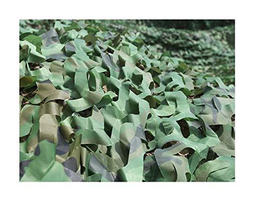 KUYUC Camo Netting voor Jacht, Waterdichte Oxford Stof Camouflage Net Blinds voor Zonnescherm Camping Shooting Party Decoratie