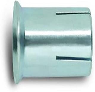 Simpson Strong Tie DIA50S Simpson Strong-Tie Zinc Plated Carbon Steel Short Drop-In Anchor 1//2-inch Rod 1-inch body 50 per Box