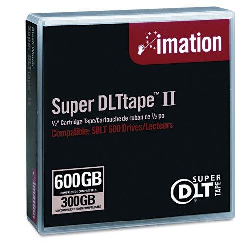 Imation 16988Super DLT II 300GB/600GB) Data Tape Cartridge für SDLT 600Laufwerk