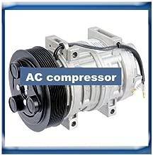 GOWE ac compressor for TM-21 TM21 DKS22 bus truck ac compressor for shuttle bus 488-47244 48847244 435-47244
