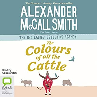 The Colours of all the Cattle cover art
