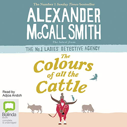 Couverture de The Colours of all the Cattle
