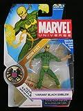 Hasbro Marvel Universe Year 2008 Series 1 Single Pack Figura de acción de 4-1/2 Pulgadas de Alto #017 - Iron Fish con Archivo S.H.I.E.L.D con código Secreto