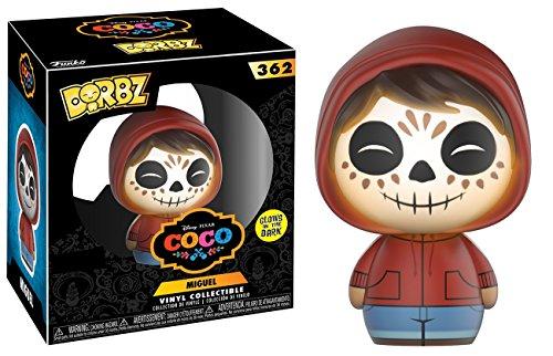 Figura Dorbz Disney Coco Miguel Glow in The Dark...