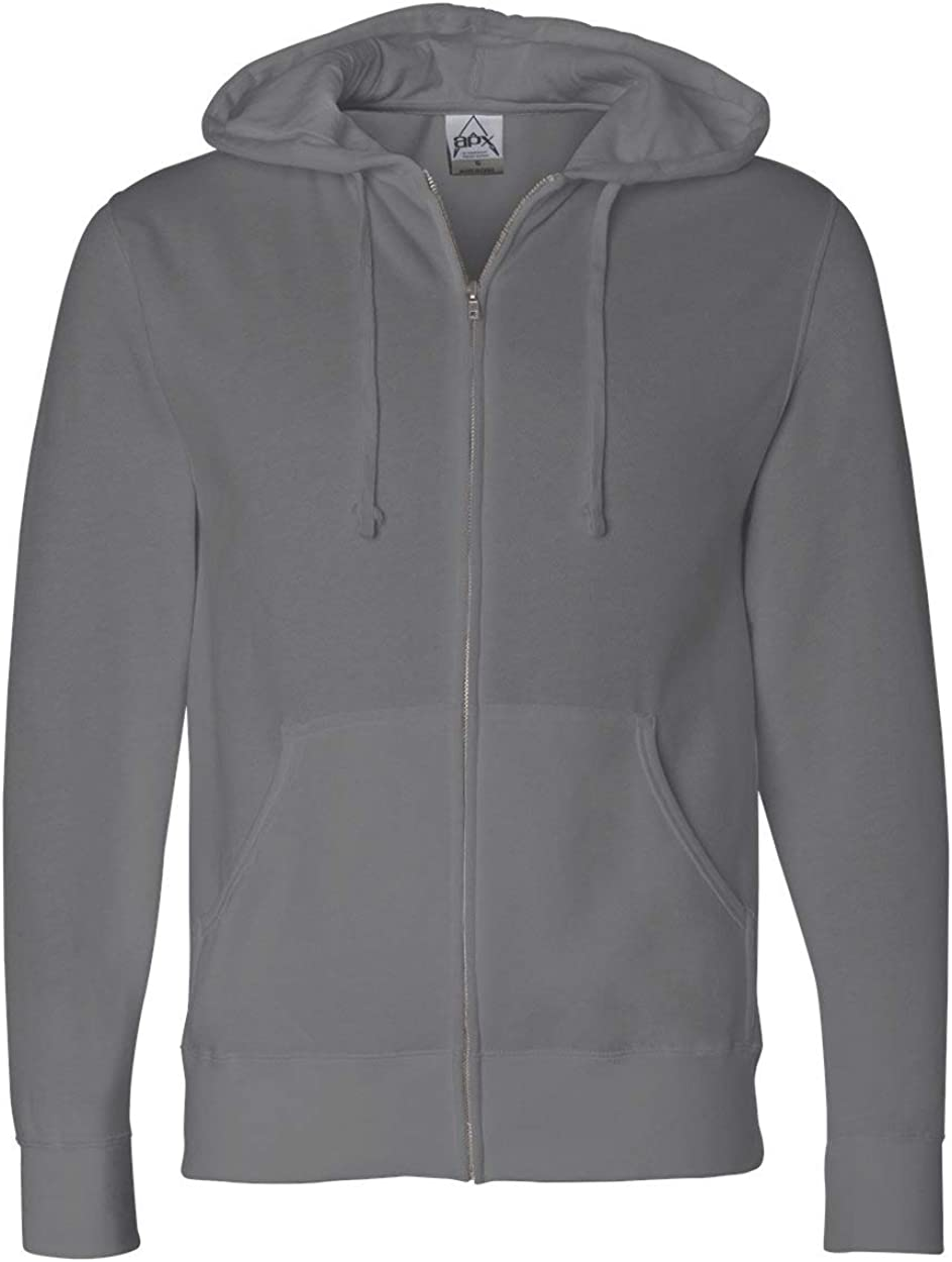 OUTLET SALE お気に入り Independent Trading Co. - AFX4000Z Hooded Sweatshirt Full-Zip