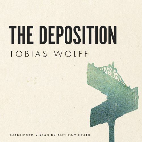 The Deposition audiobook cover art