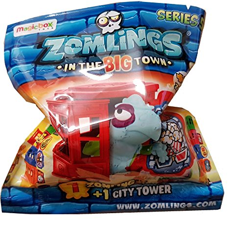 Zomlings - Serie 5 City Tower (Magic Box Int Toys P00901)