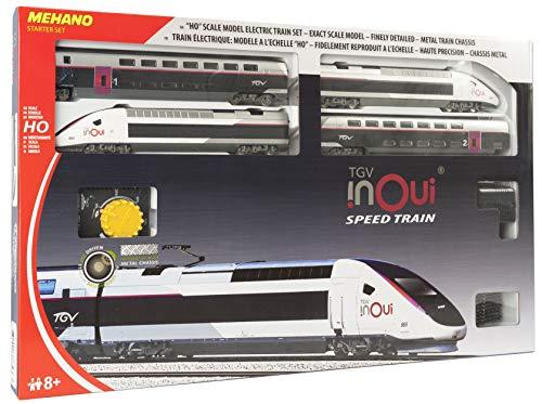 MEHANO - T871 - Coffret de train électrique TGV Inoui