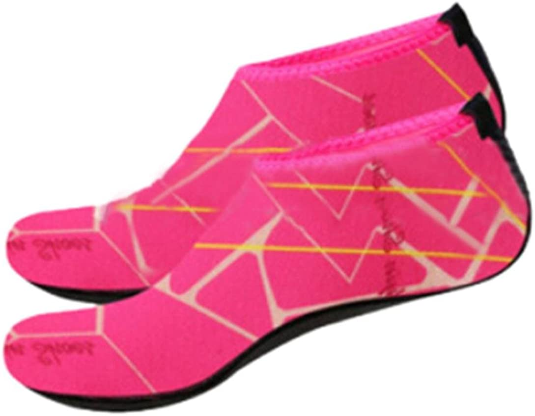 FORUU Mens Womens Outdoor Sport Diving Swim Socks Yoga Socks Soft Beach Shoes