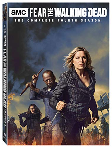 Fear The Walking Dead: Season 4 (4 Dvd) [Edizione: Stati Uniti] [Italia]