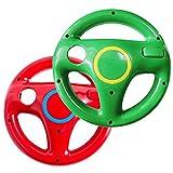 Volante de Wii para Wii Mario Kart Racing Wheel para Nintendo Wii U...