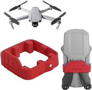 Docooler for DJI Mavic Air 2 Sunnylife Propeller Holder Silicone Propeller Clip Protection Blade Fixator Fixed Propellers
