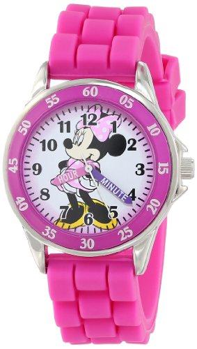 ディズニー・ミニーマウス 腕時計・ウォッチ(子供・キッズ)