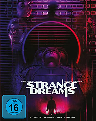 Strange Dreams - Mediabook (+ DVD) [Blu-ray]