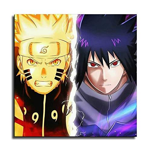 Naruto x Boruto - Póster decorativo para pared, diseño de Boruto