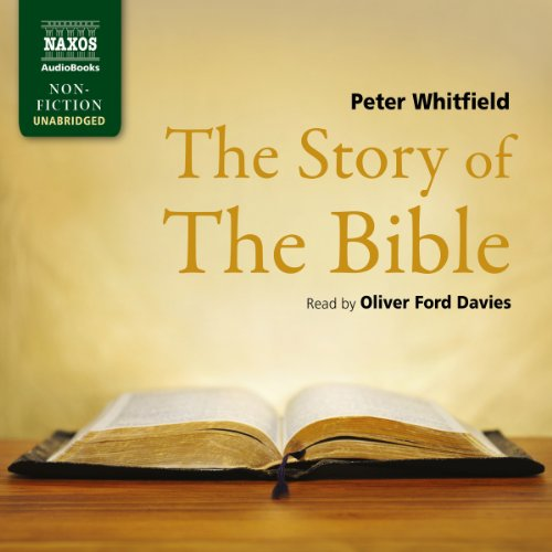 The Story of the Bible audiobook cover art